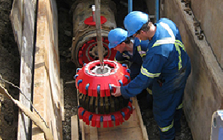 industrial pipeline ndt inspection